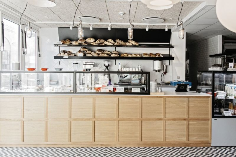 Onde comer em copenhagen: Mirabelle