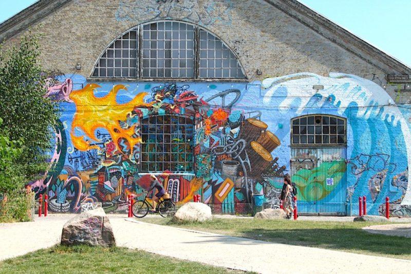 Christiania: o bairro livre de copenhagen