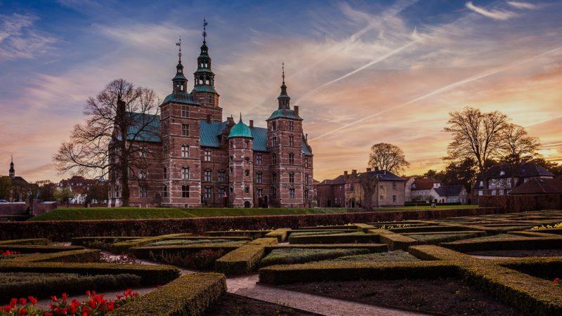 O que fazer em Copenhagen: o Kings Garden e o castelo do rei