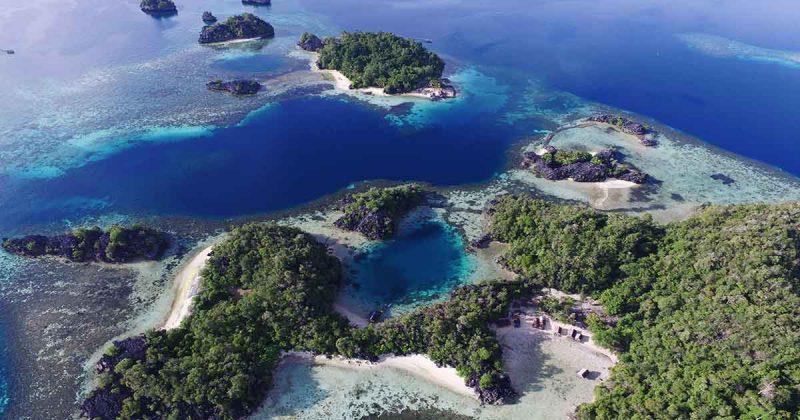 LABENGKI: paraiso na indonésia
