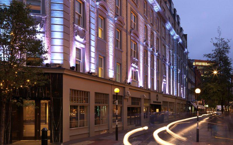 Hoteis em Covent Garden