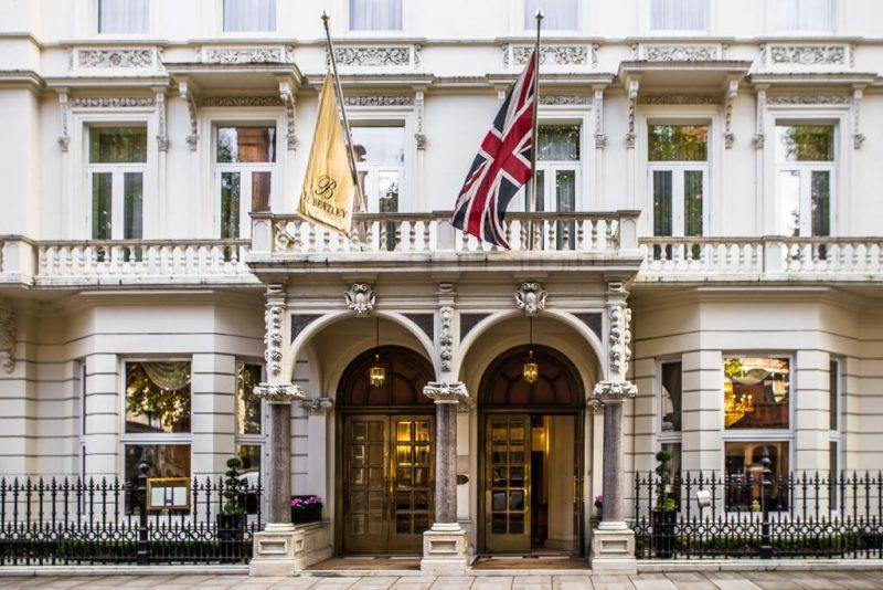 Melhores hoteis de Londres