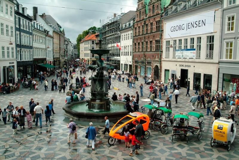 onde sehospedar em Copenhagem: centro da cidade
