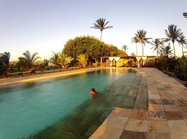hoteis com piscina ceara