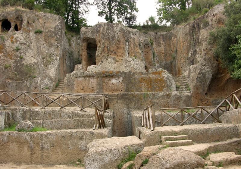 sovana etrusco