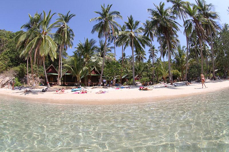 DICAS DE KO TAO praias