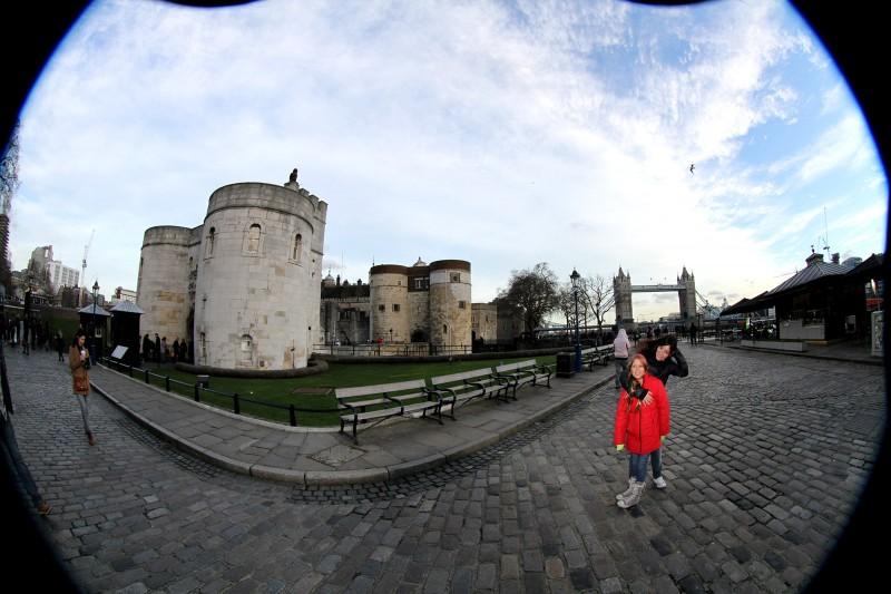 seis dias em Londres : visitar a torre de londres é uma da atraçoes