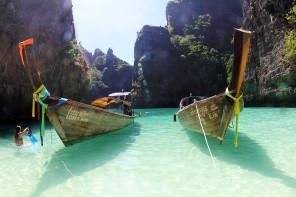 Ko Phi Phi, a ilha das ilhas!!!!!