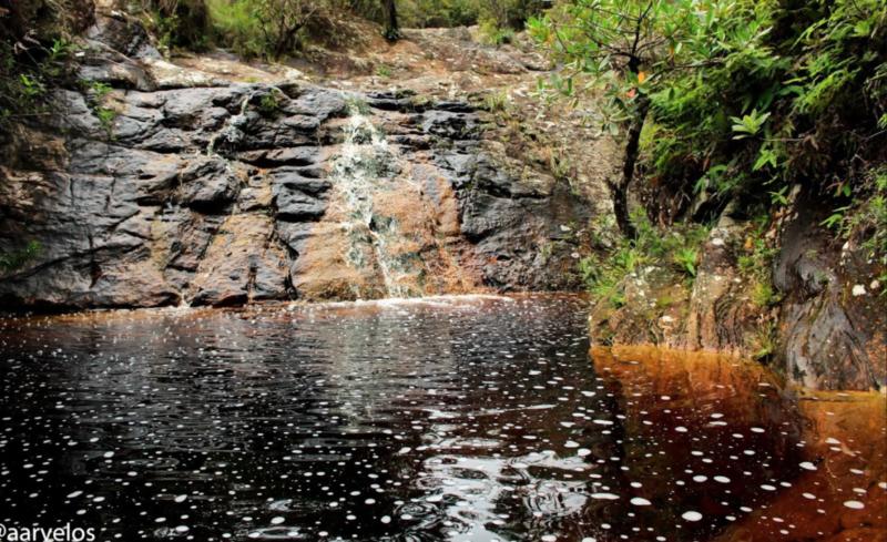 Cachoeiras de Tiradentes mg