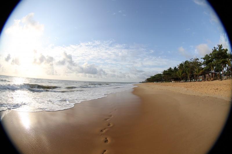 dicas de Caraiva: caminhada pelas praias até o Satu