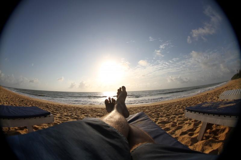 destinos para relaxar na bahia