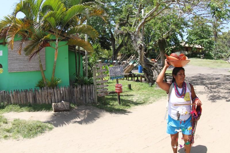 reserva indigena de caraiva. credito juju na trip
