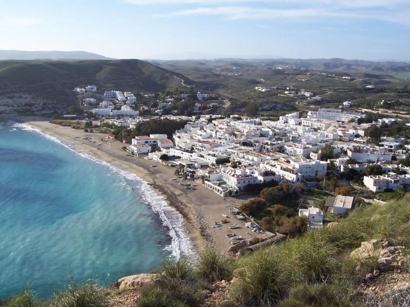 praias lindas na espanha mediterrânea cabo de gata