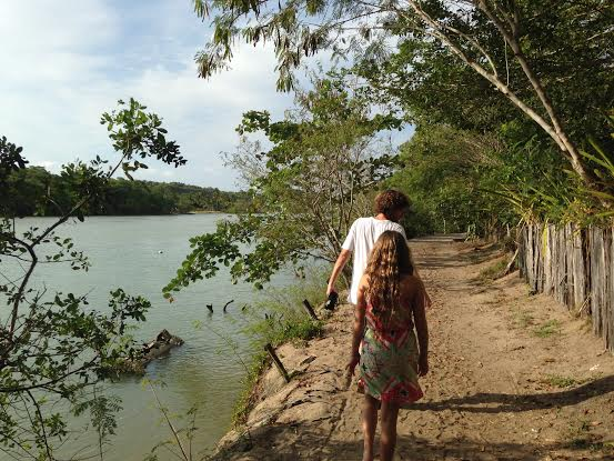 Praias em julho Caraíva Bahia