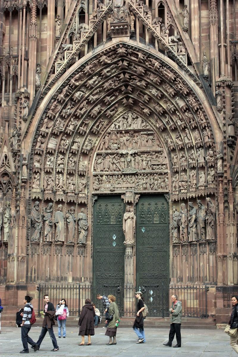 O que fazer em Estrasburgo