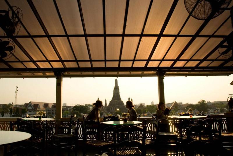 Onde ficar em Bangkok Riverside
