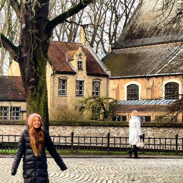 o que fazer em Bruges: o Lago do Amor