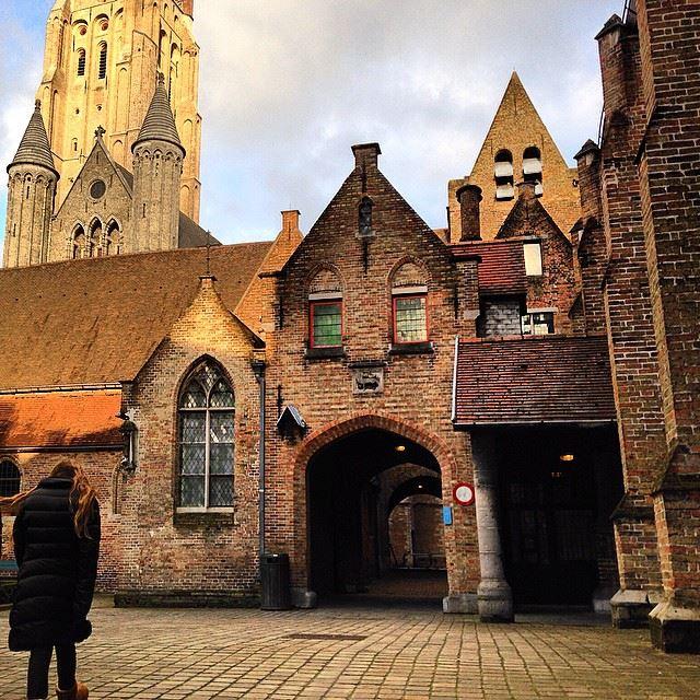 centro historico de Bruges