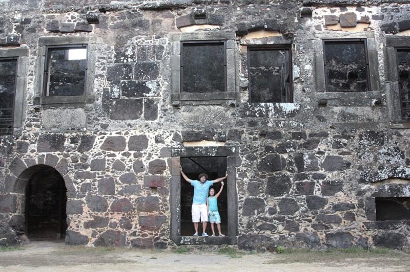 o castelo Garcia D'avila