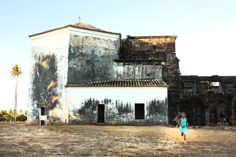 roteiro histórico praia do forte