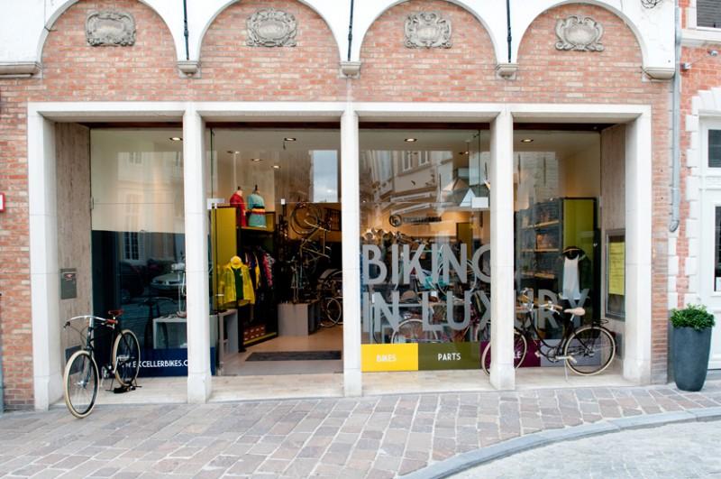 roteiro de compras em Bruges