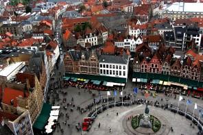 Bruges: o que fazer e onde ficar
