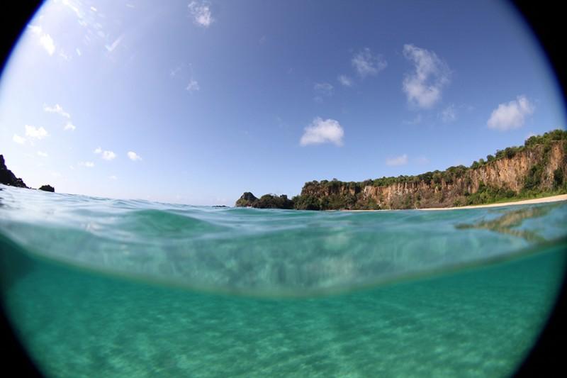 Praias mais lindas do Brasil: Sancho, em Noronha
