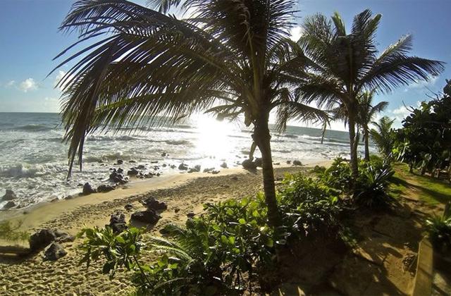 A praia do amor, na Pipa