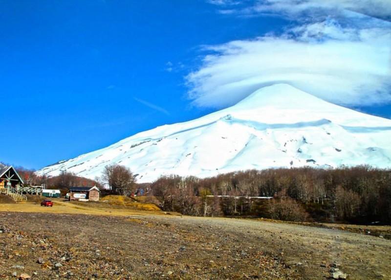 pucon trekking vulcao villarica