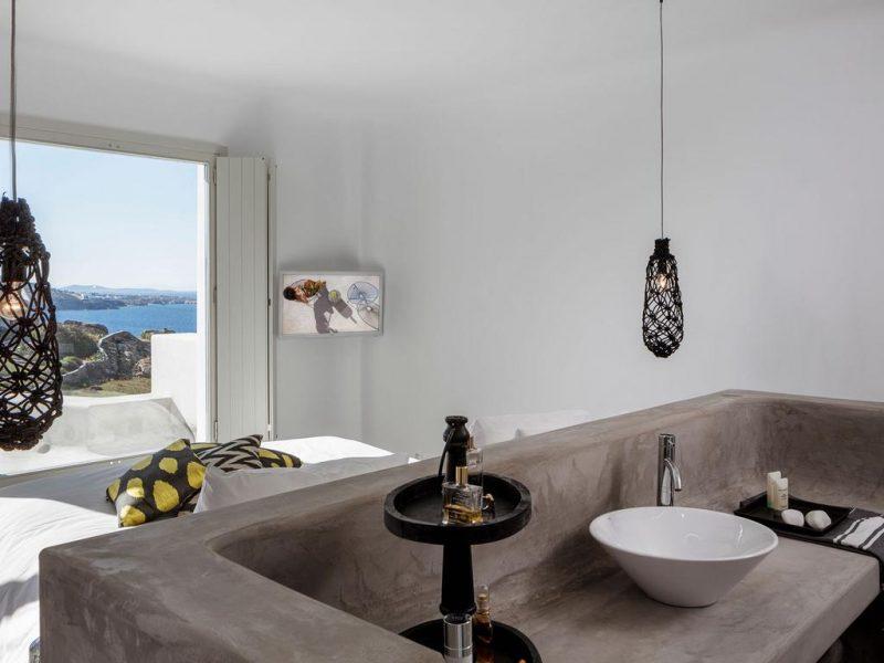 Melhores hoteis de Mykonos