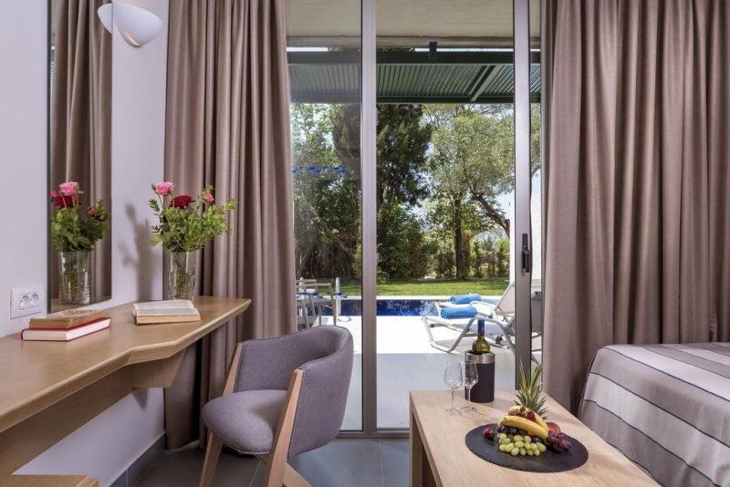hoteis em Corfu