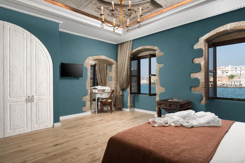 melhores hotéis de Creta