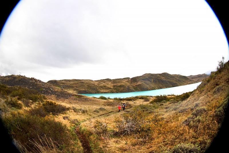 o que fazer em torres del paine: a trilha Paso de Agostini tem vistas lindas