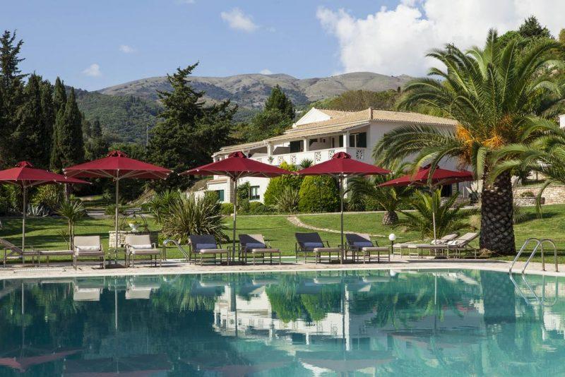 Bella Mare Hotel, em Corfu