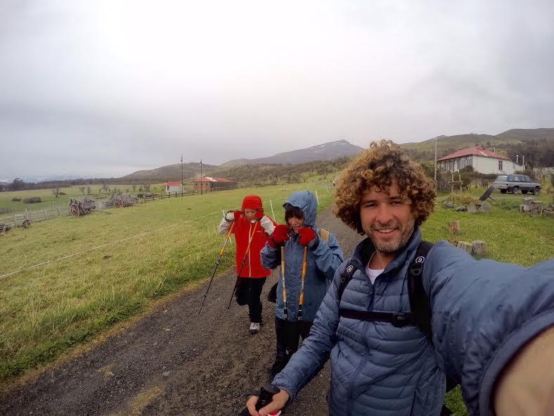 o que fazer em torres del paine: a trilha Paso de Agostini