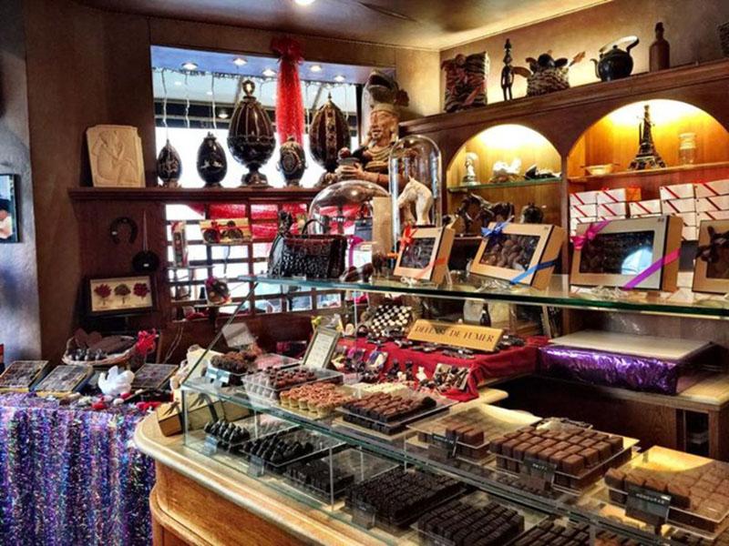 Onde comer doces em Paris