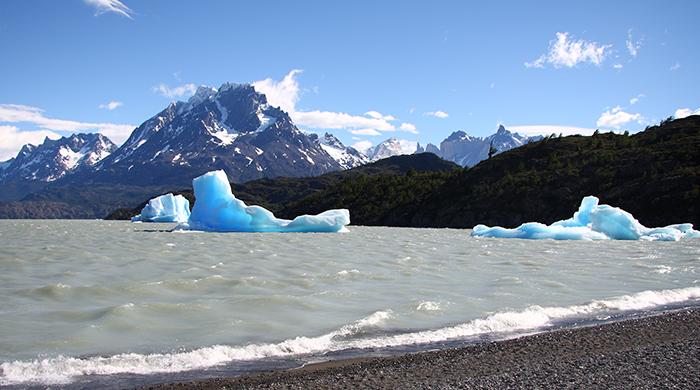 Tempanos-Glaciar-Grey