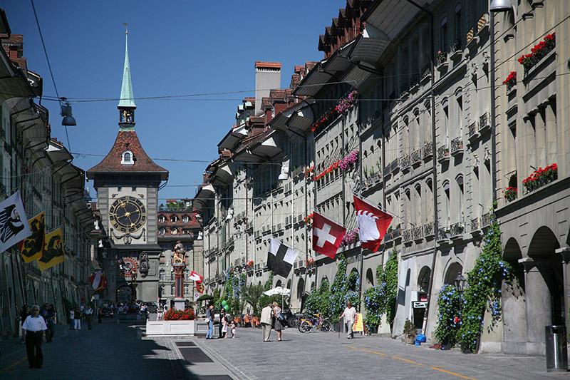 dez cidades mais lindas da Áustria e da Suiça