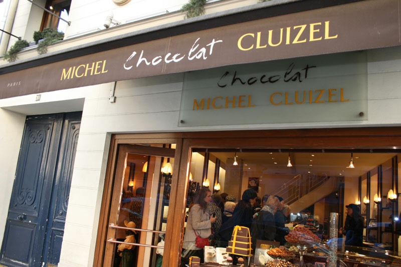 Rota de doces em Paris