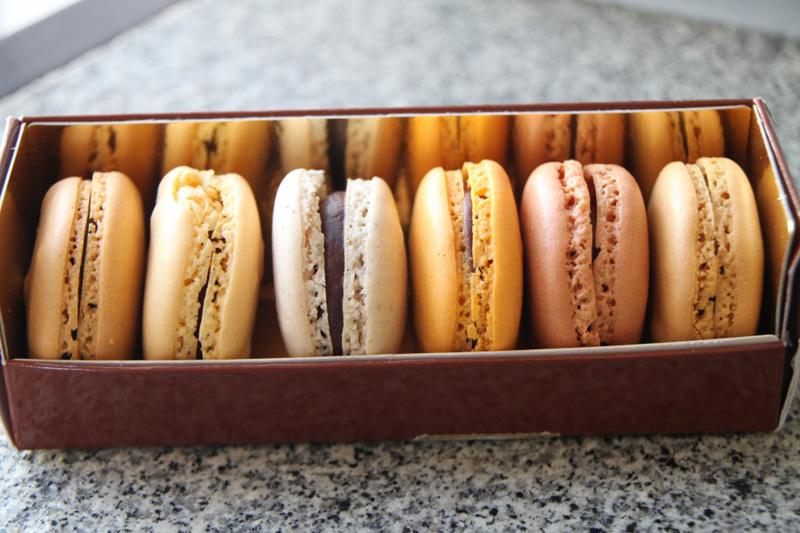 Rota de doces de Paris