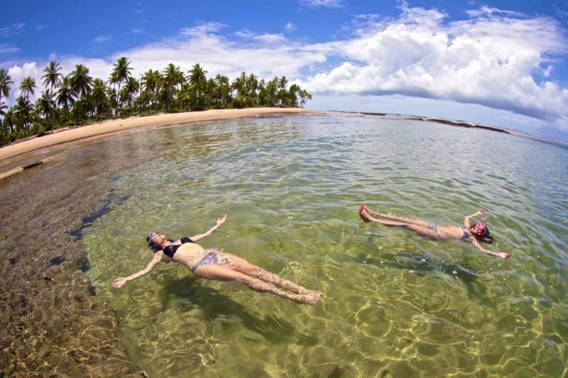 dicas Barra Grande e taipus de fora: as piscinas naturais