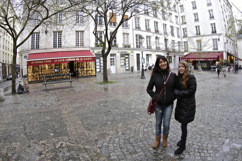 marais paris com crianças blog de viagem em familia juju na trip