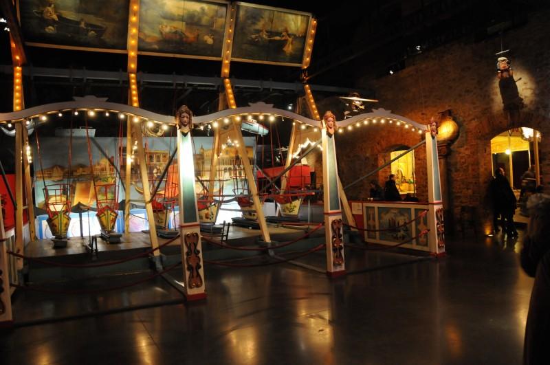 musee artes forains paris com crianças paris blog de viagem em familia juju na trip