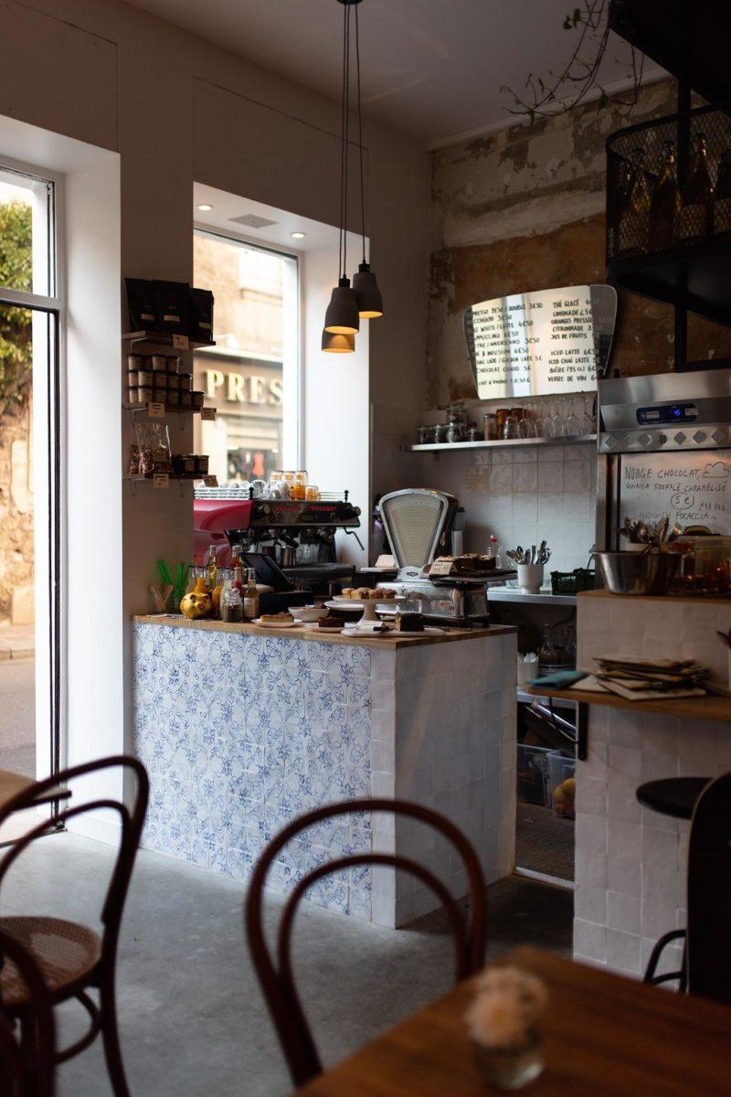 onde comer em Paris: o Gramme