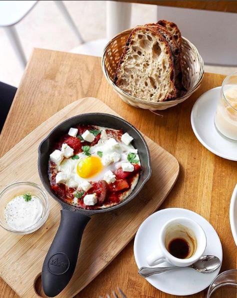 Café da manhã gourmet: o Mericourt vai muito além do café com croissant