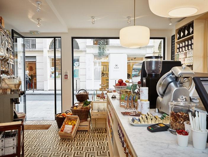 Melhores lugares para tomar café da manhã em Paris: o Claus