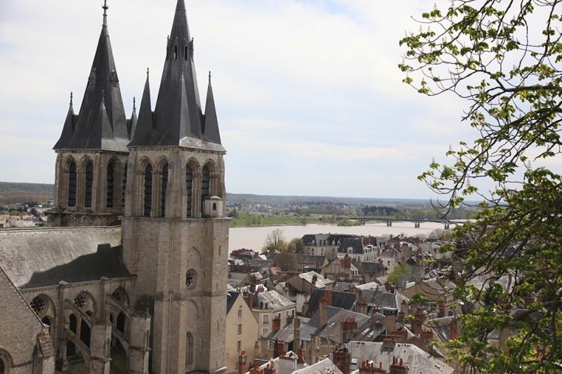 Vale do Loire em família