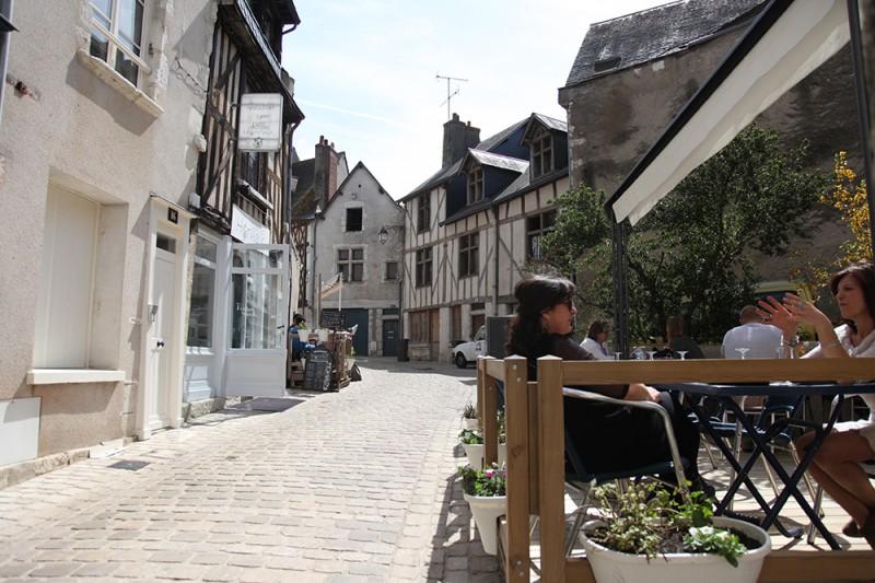 Vale do Loire viagem
