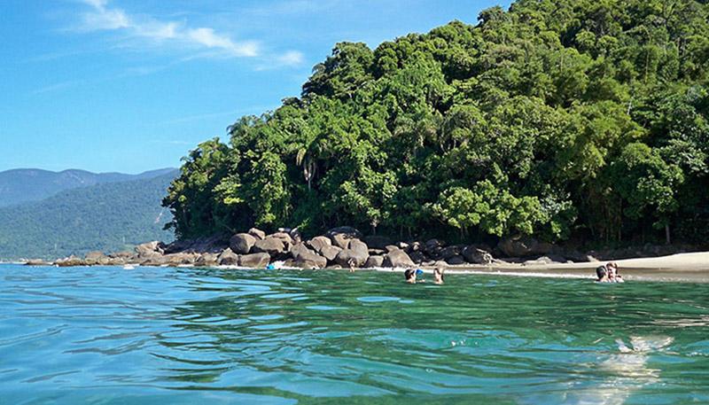Praia do Bonete - Ilhabela
