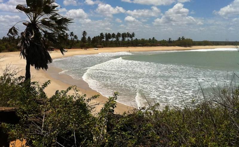 Praias mais lindas do Nordeste: Tourinhos, em São Miguel do Gostoso